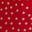 Weihnachtssternrot, Zufällige Marken-Tupfen