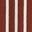 Conker/Ivory Stripe