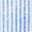 Cabin Blue Ticking Stripe