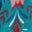 Ultramarine Carnival Floral