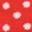 Red Pop Spot Star