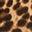Hellbraun, Leopardenmuster
