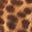 Motif léopard fauve