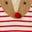 Ivory/Red Reindeer