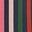 Farbstiftrosa und Kastanienbraun, Gestreift