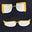 Bleu marine, lunettes