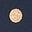 Navy, Rose Gold Foil Spot