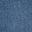 Mittleres Vintageblau, Zerschlissener Look