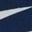 Zèbre bleu marine universitaire/ivoire