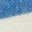 Bleu audacieux/tortue blanche