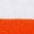 Mandarinenorange/Weiß, Faultiere