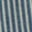 Indigo Blue Ticking Stripe