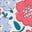 Multi Pink Flowerbed