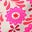 Ivory /Pink Primrose Bud