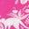Knalliges Stiefmütterchenrosa, Tropen-Toile