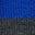 Blues/ Charcoal Marl Stripe