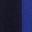 Colourblock camaïeu bleu