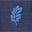 Neptune Navy Leaf