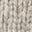Grau Meliert, Fair-Isle-Muster