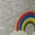 Grey Marl Rainbow Cloud