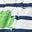 College Blue Frog