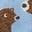 Eisblau, Baby-Bären