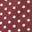 Maroon, Regular Dot