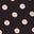 Black, Regular Dot