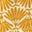 Sonnengelb, Palmenmuster