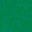 Sattes Smaragdgrün