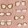 Milchshake, Brillen