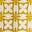 Soleil toscan, Motif géométrique rétro