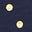 Navy/Gold, Polka Spot
