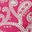 Pink, Getupftes Paisley-Muster