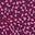 Sattes Pink, Gitter mit Ranke