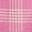Pink/Naturweiß, Kariert