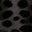 Black, Dalmatian Dot