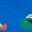 Wasserblau, Riffszene