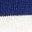 Bleu marine classique/Ivoire multi