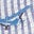 Blue/Ivory Areoplanes