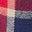 Rockabilly Red/Navy Blue