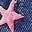 Mid Vintage Embroidered Stars