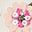 Ecru Floral