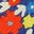 Elisabethanisches Blau, Blumenbeet