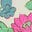 Multi Vintage Flowerbed