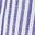Elisabethanisches Blau, Feine Streifen