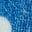 Schwimmbadblau/Korallenrot, Geometrisches Muster