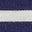 Navy/ Ivory Rainbow Cuff
