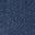 Mittleres Vintageblau, Herz
