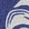 Motif botanique bleu tribord